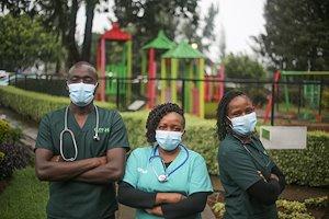 We are celebrating nurses all week! International Nurses Day was May 12th.