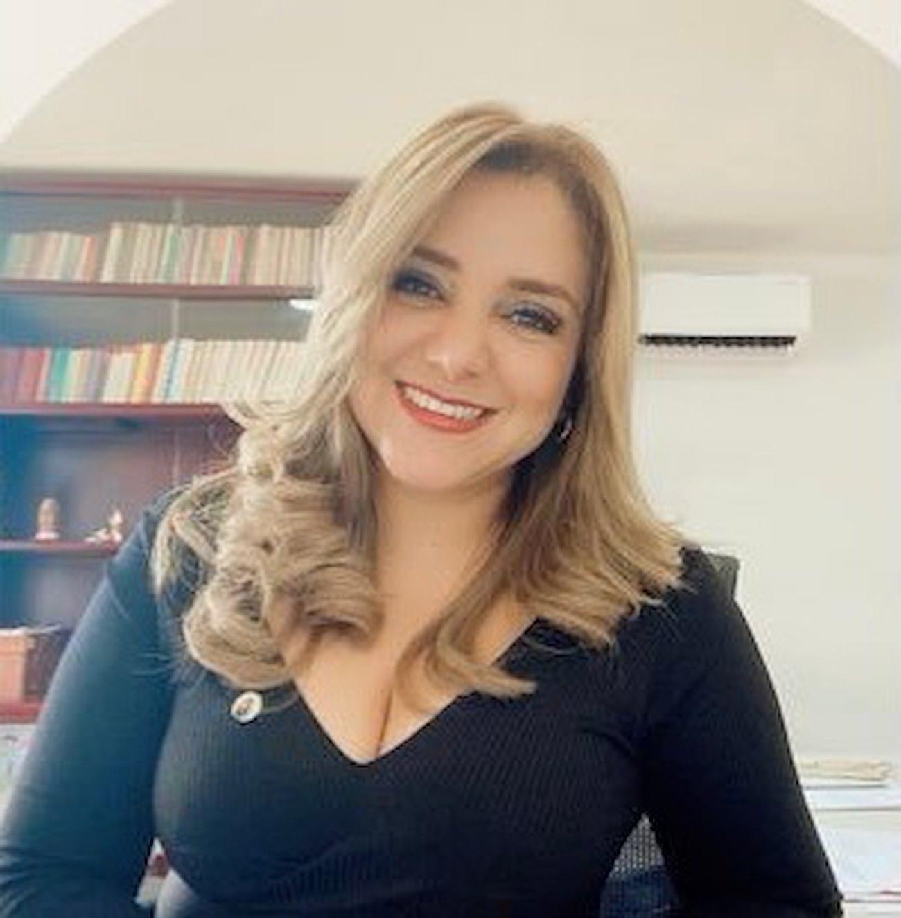 Magda Paola Gutiérrez Vanegas, Registrar, SNR's Registration Office for Public Records in Chaparral