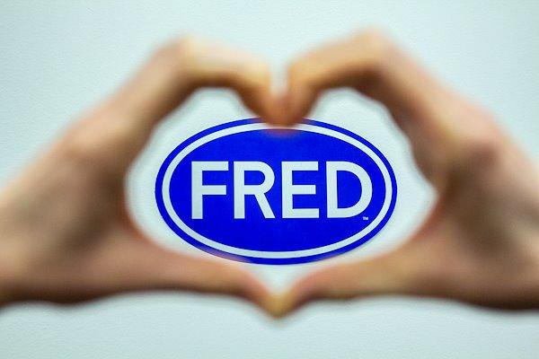 #FREDLove
